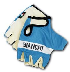 Bianchi - BIANCHI ELDIVEN YAZLIK CLASSIC MAVI/BEYAZ XXL