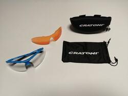 Cratoni - GÖZLÜK C-SHADE MAVİ CRATONİ 121106C5