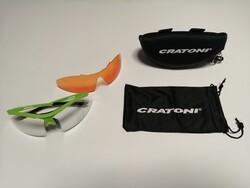 Cratoni - GÖZLÜK C-SHADE SARI CRATONİ 121108C5