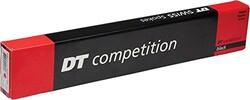 DT Swiss - JANT TELI DT COMPETITION STANDARD 2.0/1.8/2.0 MM BLACK 72 PIECES 292MM