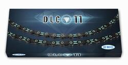 """KMC - ZİNCİR X11SL DLC/CELESTE ½""""X11/128"""" 116 LİNKS 11'Lİ"""