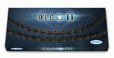 "ZİNCİR X11SL DLC/BLACK ½""X11/128"" 116 LİNKS 11'Lİ"