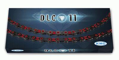 "ZİNCİR X11SL DLC/RED ½""X11/128"" 116 LİNKS 11'Lİ"
