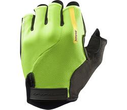 Mavic - MAVIC KISA ELDİVEN Ksyrium Elite Glove Lime Green S 40177520