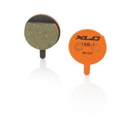 XLC - DISC FREN BALATASI BP-O37 CLARKS CMD-8,CMD-11 MECHANİCAL, CMD-16 2500396300