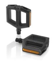 XLC - PEDAL PLASTIC, GRIPTAPE SURFACE, SİYAH 2501851490